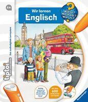 RAVENSBURGER*TIPTOI®*BUCH*WIR LERNEN ENGLISCH