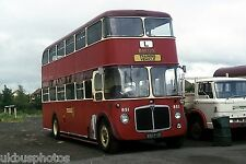 Barton Transport, Chilwell 851 Chilwell depot 1977 Bus Photo
