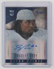 BRADLEY ROBY Broncos 2014 Prestige EXTRA POINTS Autograph SP RC AUTO Ohio State