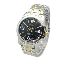 -Casio MTP1314SG-1A Men's Metal Fashion Watch Brand New & 100% Authentic