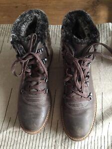Clarks Ladies Glick  Walking Boots