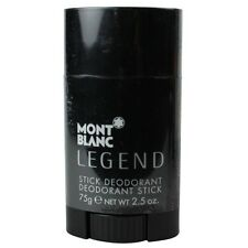 Legend by Mont Blanc for Men Deodorant Stick 2.5 oz. NEW