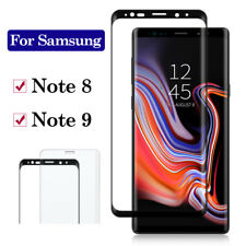 Samsung Galaxy Note 9 /Note 8/S9/S9 Plus/S8 Plus Tempered Glass Screen Protector