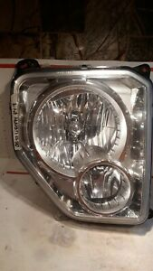 *FACTORY*OEM* 08 09 10 11 12 JEEP LIBERTY RIGHT HEADLIGHT 2012 2011 2010 2009