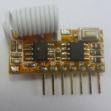 1 PCS 433MHz ASK Super Heterodyne EV1527 PT2272 Decoder Receivers  RF Wireless