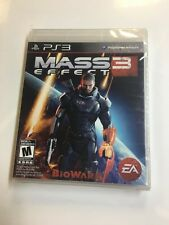Mass Effect 3 Armor Vault for PS3 PlayStation 3 NEW SEALED PACKAGE