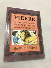 PIERRE, TALE IN FIVE CHAPTERS AND A PROLOGUE, MINI PB BOOK, MAURICE SENDAK