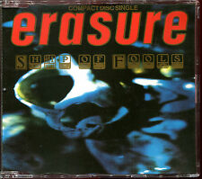 ERASURE - SHIP OF FOOLS - CD MAXI [2576]