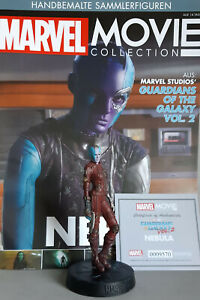 Marvel Movie Collection #73 Nebula Figure Figurine (Guardians of The Galaxy