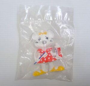 Figurine Old PVC Advertising New Starlux Elmex Toothpaste Type Schleich