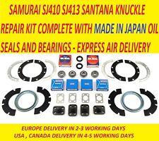 Europe Shipper- Suzuki Samurai Santana Knuckle & King Pin Rebuild Kit Japan Made