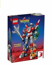 VOLTRON DEFENDER OF THE UNIVERSE LEGO IDEAS 21311 NIB SEALED FREE SHIP PREORDER