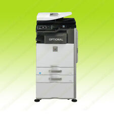 Sharp MX-3116N Laser Color BW Printer Scanner Copier Fax 31PPM A3 MFP 2616N