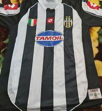 David Sergio Trezeguet Signed Juventus 2002-2003 Jersey + Coa