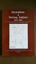Excavations at Portway, Andover, 1973-1975