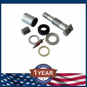 Chrysler Jeep Dodge Mazda Jaguar Rover TPMS Sensor Valve Replacement Repair Kit.