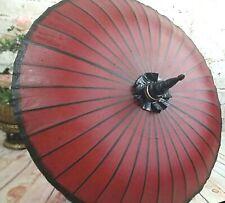 Thai Traditional Parasol Umbrella Waterproof Umbrella Vintage Style 34 inch