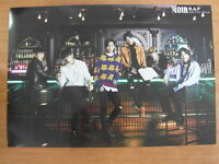 B.A.P - Noir [OFFICIAL] POSTER *NEW* K-POP BAP
