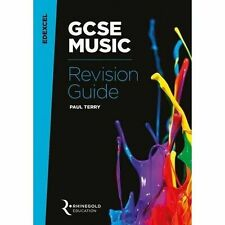 Edexcel GCSE Music Revision Guide by Paul Terry (Paperback, 2016)