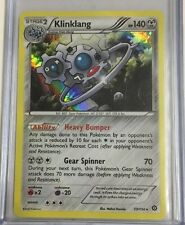 Pokemon Klinklang Holo Steam Siege #73/114