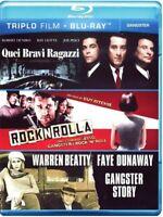 QUEI BRAVI RAGAZZI / ROCKNROLLA / GANGSTER STORY (3 BLU-RAY)