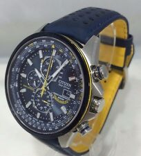 Citizen - AT8020-03L - Blue Angels Chrono AT Strap