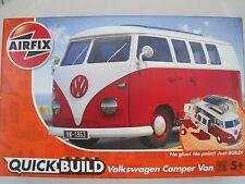Airfix J6017 Quickbuild VW Camper Van