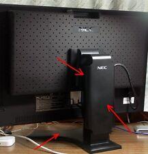 Pezzo di ricambio: NEC 1a003622 stand, piede, telaio per monitor lcd2690wuxi-bk, Black