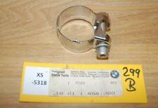 BMW R 100 RS 18211454380 MUFFLER CLAMP RECHTS D=43 Genuine NEU NOS xs5318