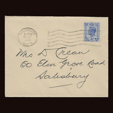 Great Britain 1950 (FDC) 4d King George VI Definitive