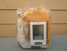 New Sealed Palm Zire Handheld Pda P/N 405-4453B Date / Address Book, Notepad