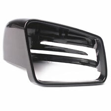 Fit Mercedes CLA GLA E W212 W212 W221 C-Class W204 Mirror Cover Cap Black Right