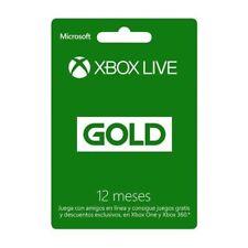 Suscripción de Xbox Live