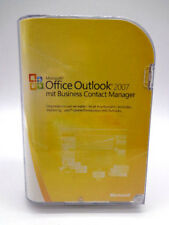 PC Programm - Microsoft Office Outlook 2007 (mit Business Contact Manager)(OVP)
