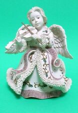 Sarah's Angels Rachael Angels Sing The Hymns Of Heaven Angel Figurine 65043