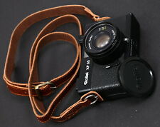 Nr Mint Rollei XF 35 Compact Film Camera + Sonnar 40mm f/2.3 Lens, Filter&Straps