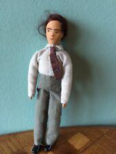 Mann Erna Meyer Biegepuppe Puppenstube Puppenhaus 1:12 dollhouse flexible doll
