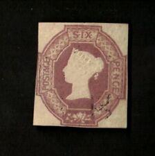 Great Britain 1854 Sc# 7