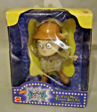 VINTAGE 1998 RUGRATS MOVIE TOMMY SOFT PAL - NEW IN BOX