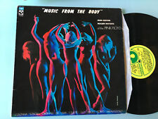 LP ITALY  1974  Ron Geesin & Roger Waters – Music From The Body  Pink Floyd