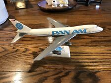 "Vintage PAN AM 747 Model - ""Gone but not forgotten"""