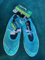 Speedo Toddler Mary Jane Water Shoes Blue - New