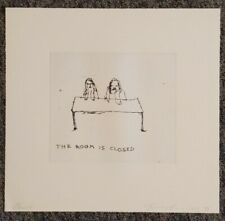 Tracey Emin - Closed (2013) - SIGNED RARE