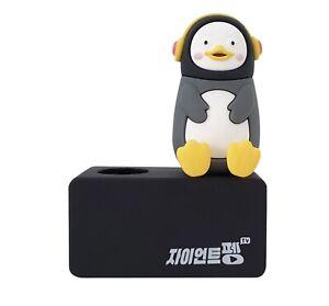 Korean Giant Penguin Pengsoo Character Toothbrush Pen Holder Cute