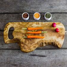 Large Rustic Olive Wood 45cm Chopping / Serving Board (F2OLIZ18)