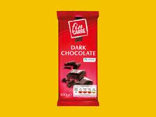 Nouvelle annonce Fin Carré Chocolat Noir 100 g x 10 Packs