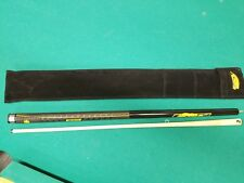 Predator sport 2 cue, with 314-3 shaft, includes joint protectors