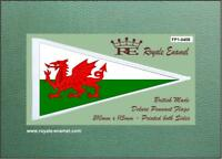 ROYALE SCOOTER PENNANT FLAG ROYAL ELECTRICAL MECHANICAL ENGINEERS REME FP1.1715