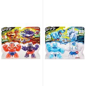 Heroes of Goo Jit Zu Dino Power Versus Pack  - Assorted*