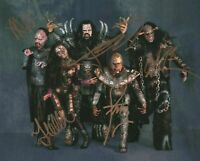 Lordi Band Autographed Signed 8x10 Photo REPRINT